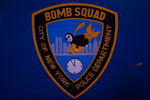 Bomb squad new york logo © flickr /rogerimp