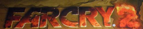 Far cry 2 logo © www.pc-spiele-wiese.de