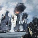 call of duty mw3 new york brennt