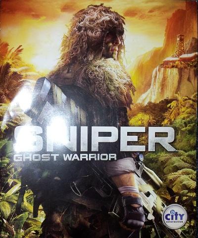 cover von sniper ghost warrior ps3