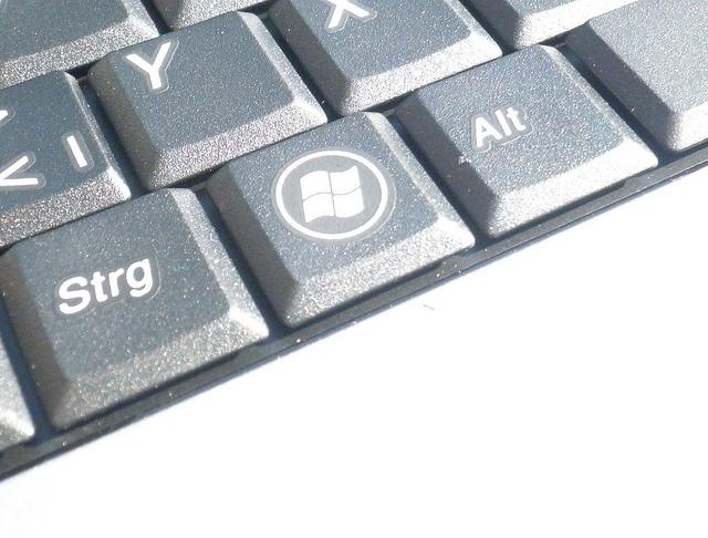 windows taste auf tastatur