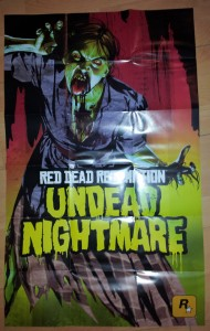 Red Dead Redemption Undead Nightmare Poster