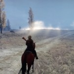Red Dead Redemption Undead Nightmare Unterwegs mit dem Pferd