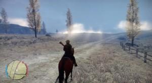 Red Dead Redemption Undead Nightmare Unterwegs mit dem Pferd