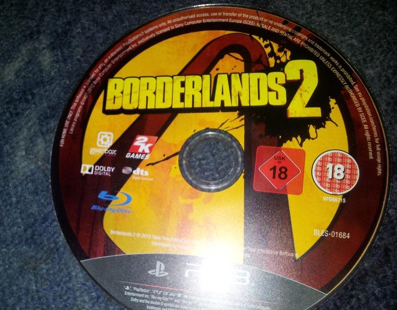 Borderlands 2 Playstation