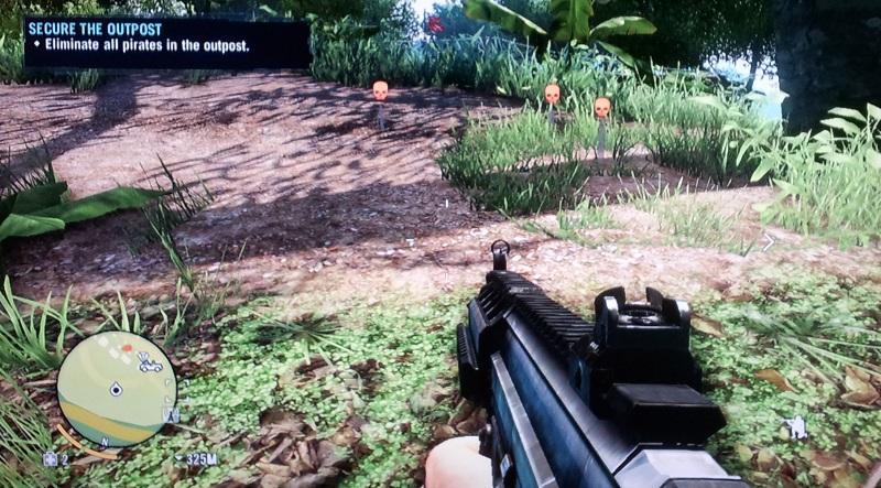 Far Cry 3 Markierte Gegner