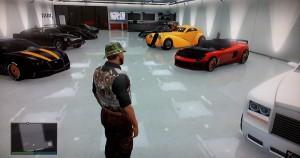 Meine Autos GTA 5 Online