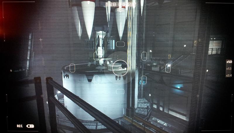 Bildschirmmodus Ghots CoD