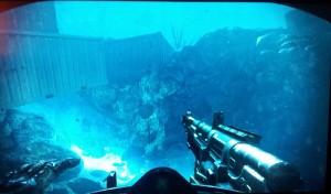 Unterwasser Misison Call of Duty Ghosts
