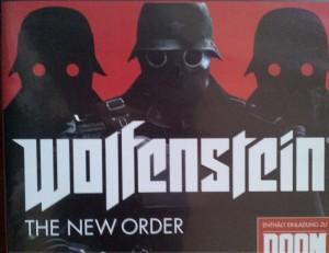 Cover Wolfenstein New Order