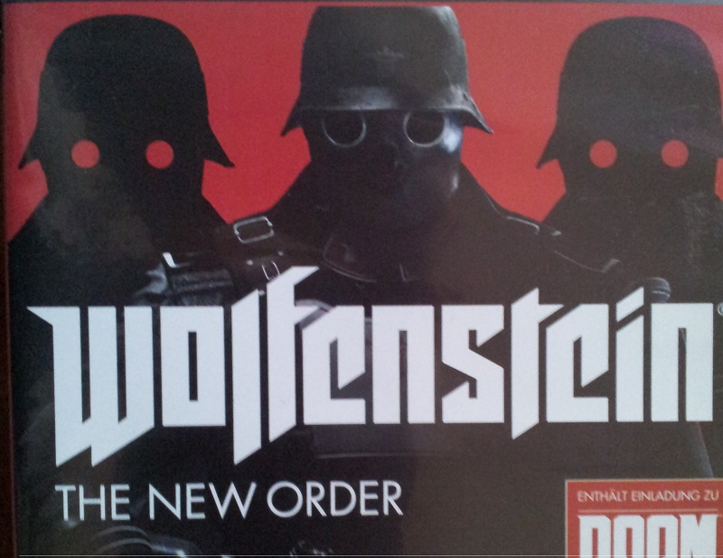 Cover Wolfenstein New Order