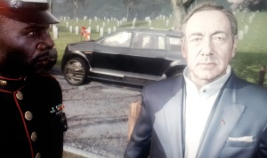 Kevin Spacey in Call of Duty