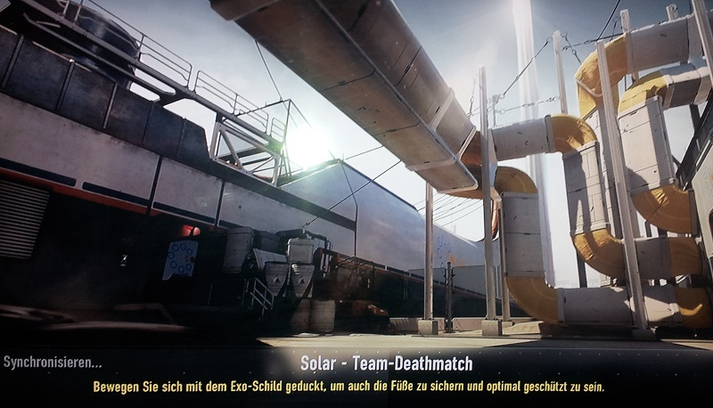Team Deathmatch CoD Advanced Warfare