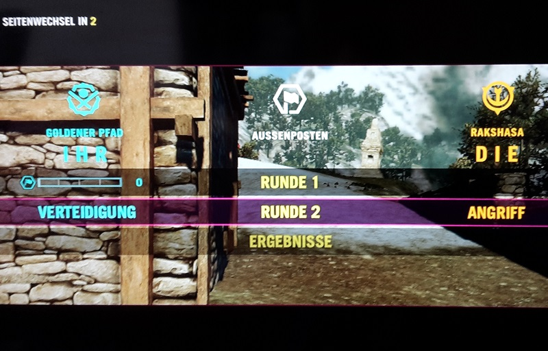 Seitenwechsel Multiplayer Far Cry 4
