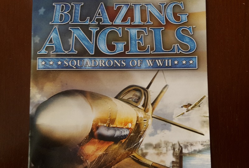 Blazin Angels WWII